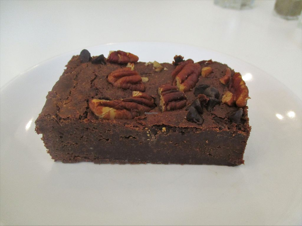 """Photo of Comptoir Veggie  by <a href=""""/members/profile/ConnieB"""">ConnieB</a> <br/>Brownie <br/> September 27, 2017  - <a href='/contact/abuse/image/98252/309169'>Report</a>"""