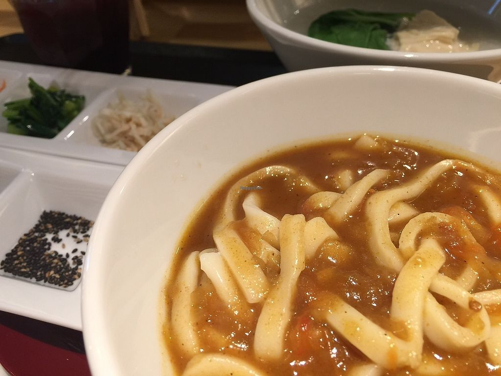 "Photo of Vege Deli Kanna  by <a href=""/members/profile/giruja"">giruja</a> <br/>Delicious curry flavour udon <br/> March 20, 2018  - <a href='/contact/abuse/image/98278/373262'>Report</a>"