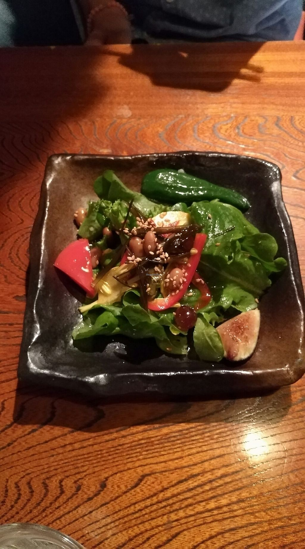 "Photo of Shishin Samurai Cafe & Bar  by <a href=""/members/profile/JeannetteVigneron"">JeannetteVigneron</a> <br/>samouraï salad <br/> August 14, 2017  - <a href='/contact/abuse/image/98302/292639'>Report</a>"