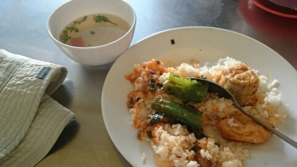 """Photo of Thanh Tinh  by <a href=""""/members/profile/tindar"""">tindar</a> <br/>6.2.2016 Com Chai with soup <br/> February 5, 2016  - <a href='/contact/abuse/image/9833/135203'>Report</a>"""