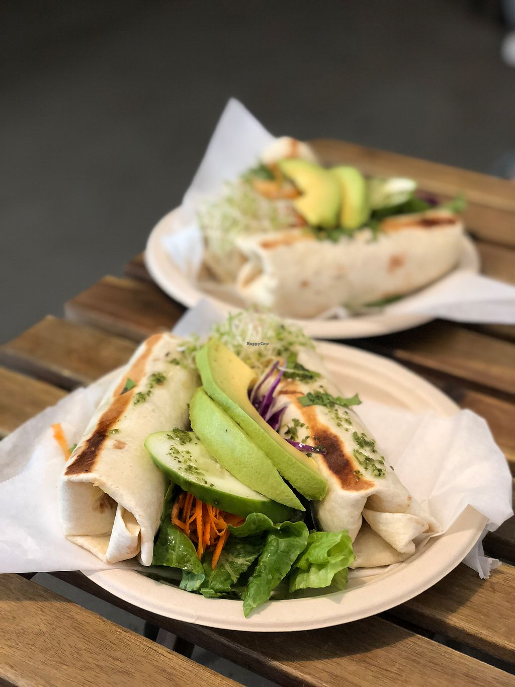 """Photo of Bori Vegan  by <a href=""""/members/profile/Ethan"""">Ethan</a> <br/>The burritos are off the hook! <br/> March 17, 2018  - <a href='/contact/abuse/image/98342/372012'>Report</a>"""