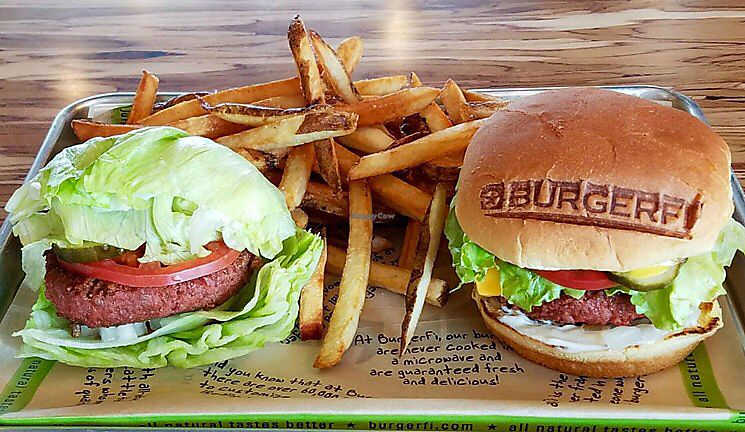 """Photo of BurgerFi  by <a href=""""/members/profile/Btstill"""">Btstill</a> <br/>Beyond Burger  <br/> August 26, 2017  - <a href='/contact/abuse/image/98365/297276'>Report</a>"""