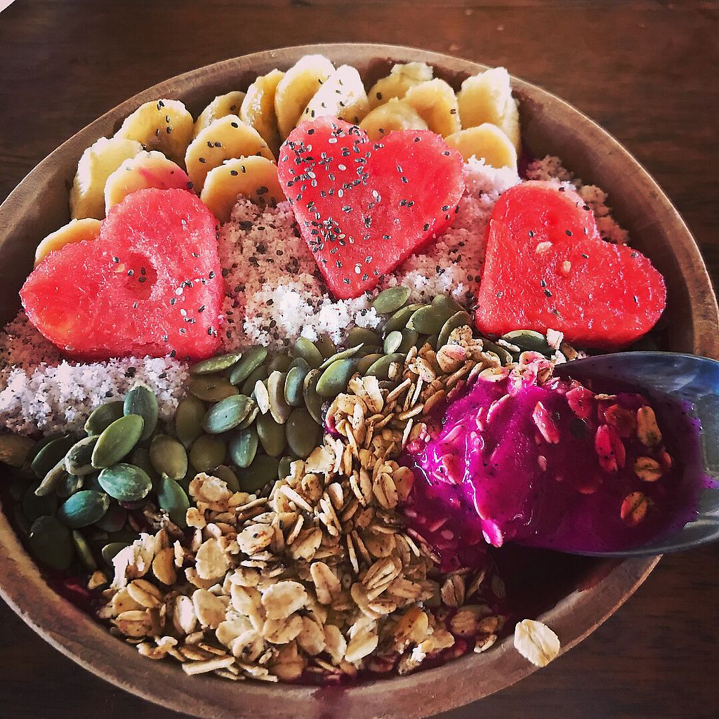 """Photo of Captain Coconuts  by <a href=""""/members/profile/LolaNachtigall"""">LolaNachtigall</a> <br/>Dragonfruit Bowl <br/> November 16, 2017  - <a href='/contact/abuse/image/98431/326194'>Report</a>"""