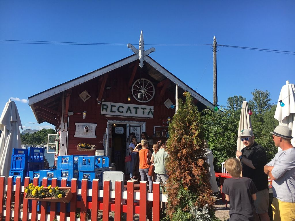 "Photo of Regatta  by <a href=""/members/profile/SeitanSeitanSeitan"">SeitanSeitanSeitan</a> <br/>Regatta cafe <br/> August 13, 2017  - <a href='/contact/abuse/image/98463/292291'>Report</a>"