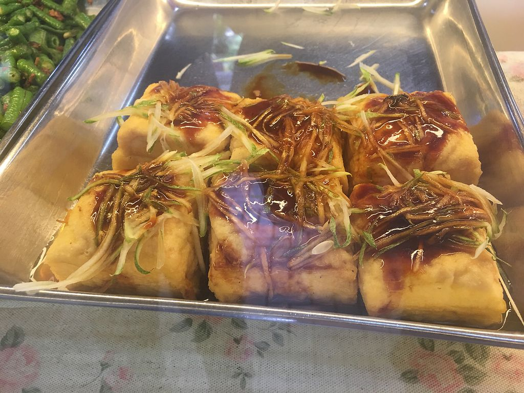 """Photo of CLOSED: Eastern Pure Vegetarian Food  by <a href=""""/members/profile/BernardKoh"""">BernardKoh</a> <br/>Delicious Tofu <br/> February 21, 2018  - <a href='/contact/abuse/image/98465/361945'>Report</a>"""