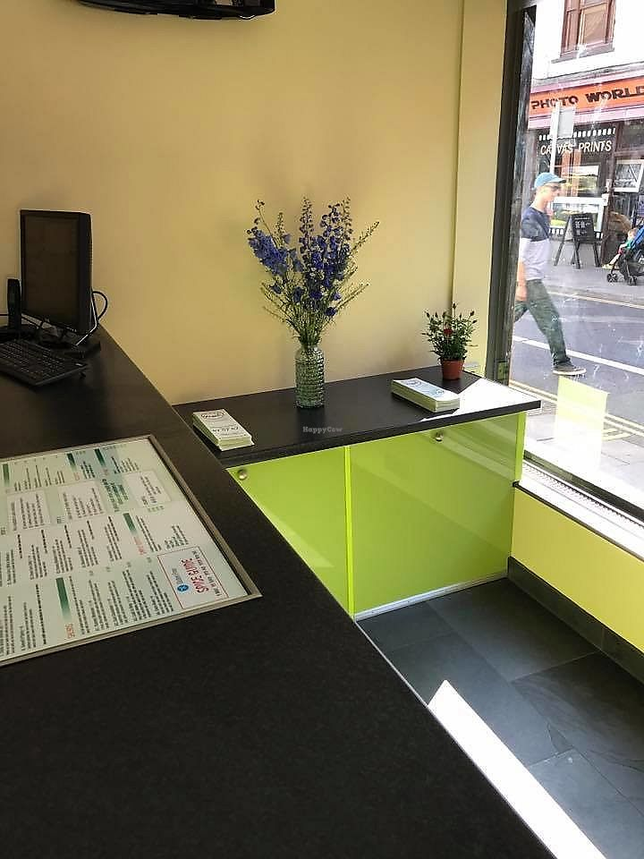 """Photo of Vegan Wok  by <a href=""""/members/profile/TheAccessibleVegan"""">TheAccessibleVegan</a> <br/>Vegan Wok, Norwich  <br/> September 4, 2017  - <a href='/contact/abuse/image/98470/300862'>Report</a>"""