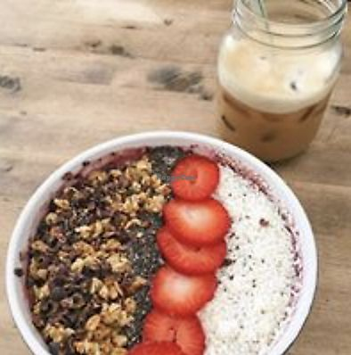 "Photo of Ancestors Coffee  by <a href=""/members/profile/TheAccessibleVegan"">TheAccessibleVegan</a> <br/>Buddha bowl  <br/> August 13, 2017  - <a href='/contact/abuse/image/98471/292265'>Report</a>"