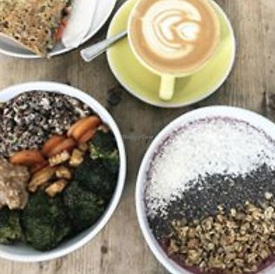 "Photo of Ancestors Coffee  by <a href=""/members/profile/TheAccessibleVegan"">TheAccessibleVegan</a> <br/>Buddha bowls with a delicious coffee  <br/> August 13, 2017  - <a href='/contact/abuse/image/98471/292268'>Report</a>"