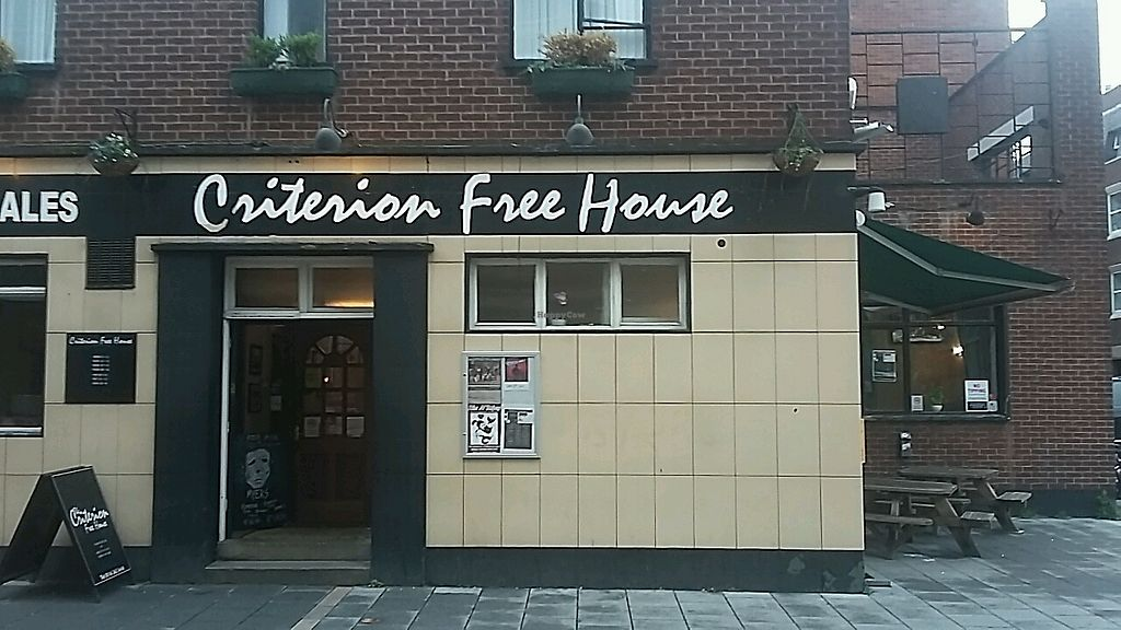 """Photo of The Criterion Free House  by <a href=""""/members/profile/JustynTyme"""">JustynTyme</a> <br/>The Criterion <br/> October 23, 2017  - <a href='/contact/abuse/image/98475/318001'>Report</a>"""