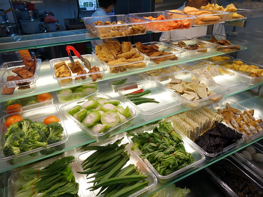 """Photo of CLOSED: Vegan Paradise - Foodloft  by <a href=""""/members/profile/JimmySeah"""">JimmySeah</a> <br/>wide selection for Yong Tau Foo  <br/> August 13, 2017  - <a href='/contact/abuse/image/98494/292184'>Report</a>"""