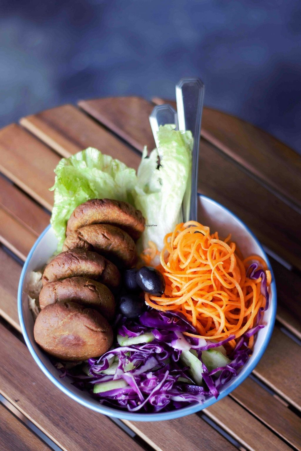 """Photo of Eatwithfingers Cafe  by <a href=""""/members/profile/EatwithfingersCaf%C3%A9"""">EatwithfingersCafé</a> <br/>Falafel Buddha Bowl <br/> August 13, 2017  - <a href='/contact/abuse/image/98498/292189'>Report</a>"""
