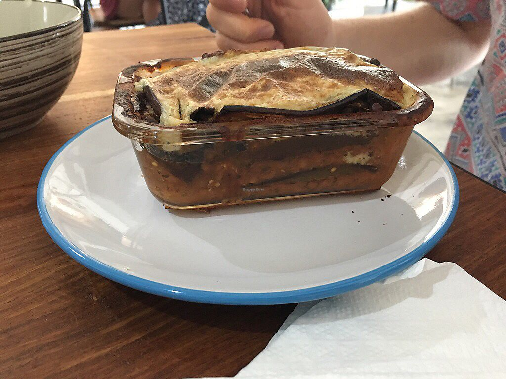 """Photo of Eatwithfingers Cafe  by <a href=""""/members/profile/Luc3enz0"""">Luc3enz0</a> <br/>Lasagne <br/> January 11, 2018  - <a href='/contact/abuse/image/98498/345397'>Report</a>"""