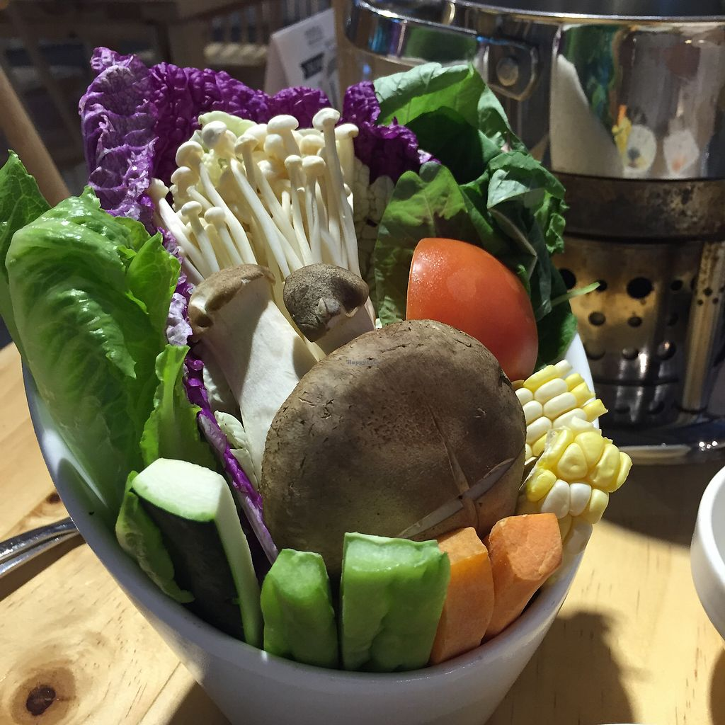 "Photo of Mahota Kitchen  by <a href=""/members/profile/verywanderful"" class=""title__title"">verywanderful</a> <br/>vegetable hot pot for suitable for vegetarian  <br/> August 20, 2017  - <a href='/contact/abuse/image/98505/294751'>Report</a>"