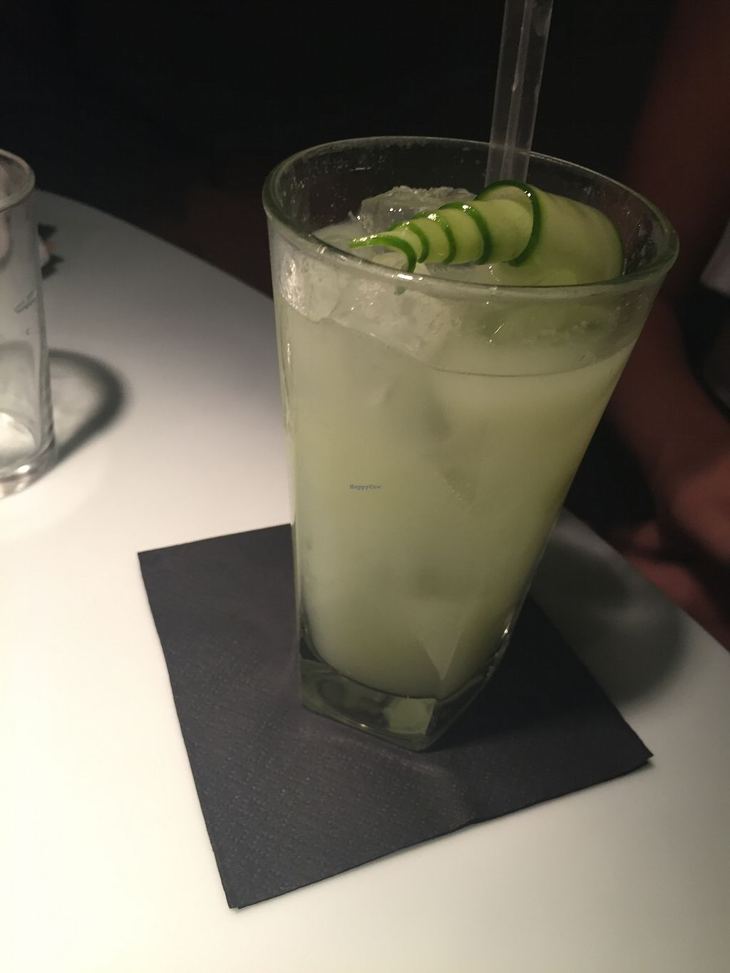 """Photo of Sticks n Sushi  by <a href=""""/members/profile/JohanneJeppesen"""">JohanneJeppesen</a> <br/>Cucumber cocktail <br/> January 5, 2018  - <a href='/contact/abuse/image/98535/343189'>Report</a>"""