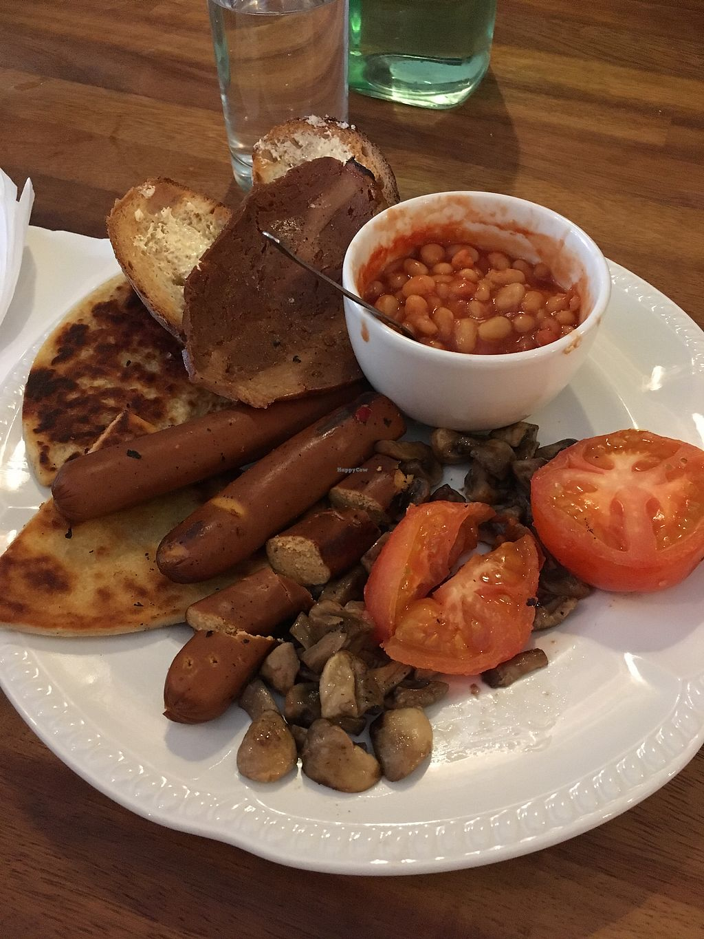 """Photo of Grassroots Cafe  by <a href=""""/members/profile/RhonaM"""">RhonaM</a> <br/>Vegan Breakfast <br/> April 1, 2018  - <a href='/contact/abuse/image/98559/379438'>Report</a>"""