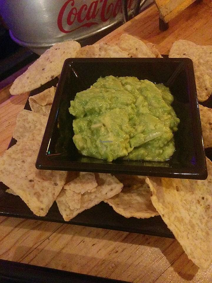 """Photo of Fusiona Gastrobar  by <a href=""""/members/profile/Sarmale"""">Sarmale</a> <br/>Guacamole with nachos <br/> September 3, 2017  - <a href='/contact/abuse/image/98574/300363'>Report</a>"""