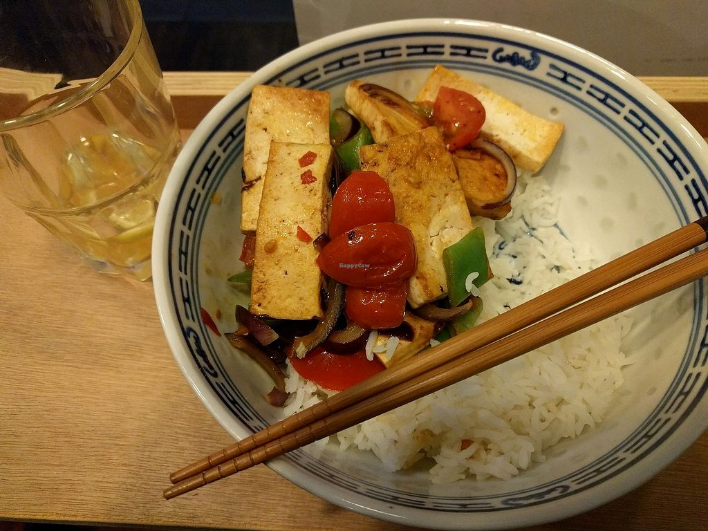 """Photo of Bananas  by <a href=""""/members/profile/maltman23"""">maltman23</a> <br/>Zoetputtige Tofu and Ginger Tea  <br/> November 11, 2017  - <a href='/contact/abuse/image/98616/324329'>Report</a>"""