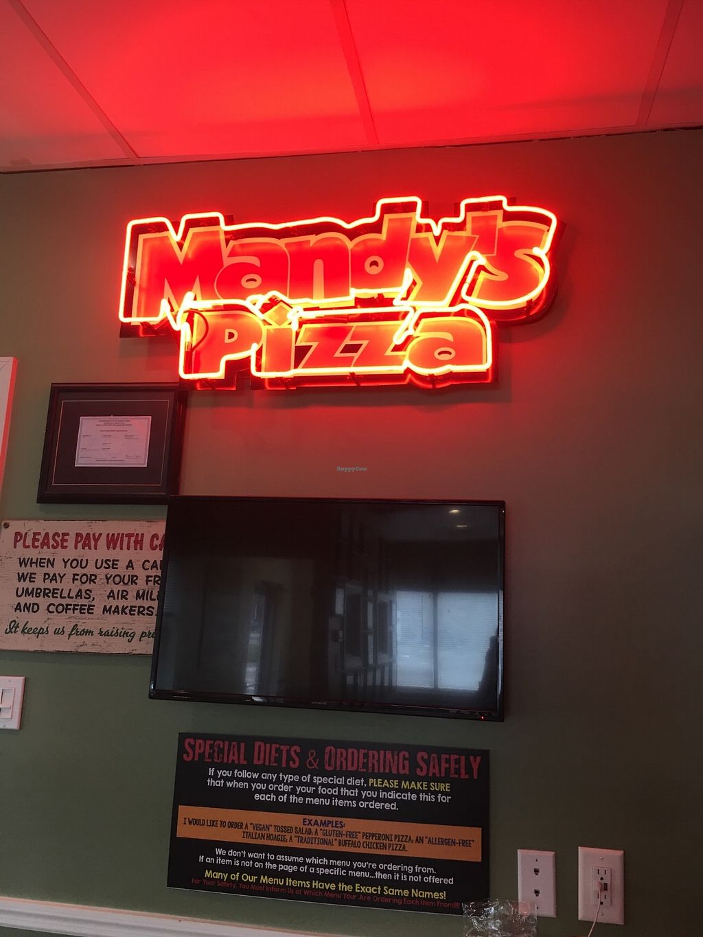"""Photo of Mandy's Pizza  by <a href=""""/members/profile/JamesR"""">JamesR</a> <br/>Mandy's Pizza  <br/> February 18, 2018  - <a href='/contact/abuse/image/98628/361002'>Report</a>"""