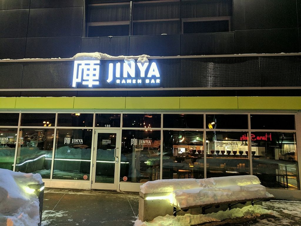 """Photo of Jinya Ramen Bar  by <a href=""""/members/profile/lmcc"""">lmcc</a> <br/>Exterior <br/> February 11, 2018  - <a href='/contact/abuse/image/98652/357748'>Report</a>"""