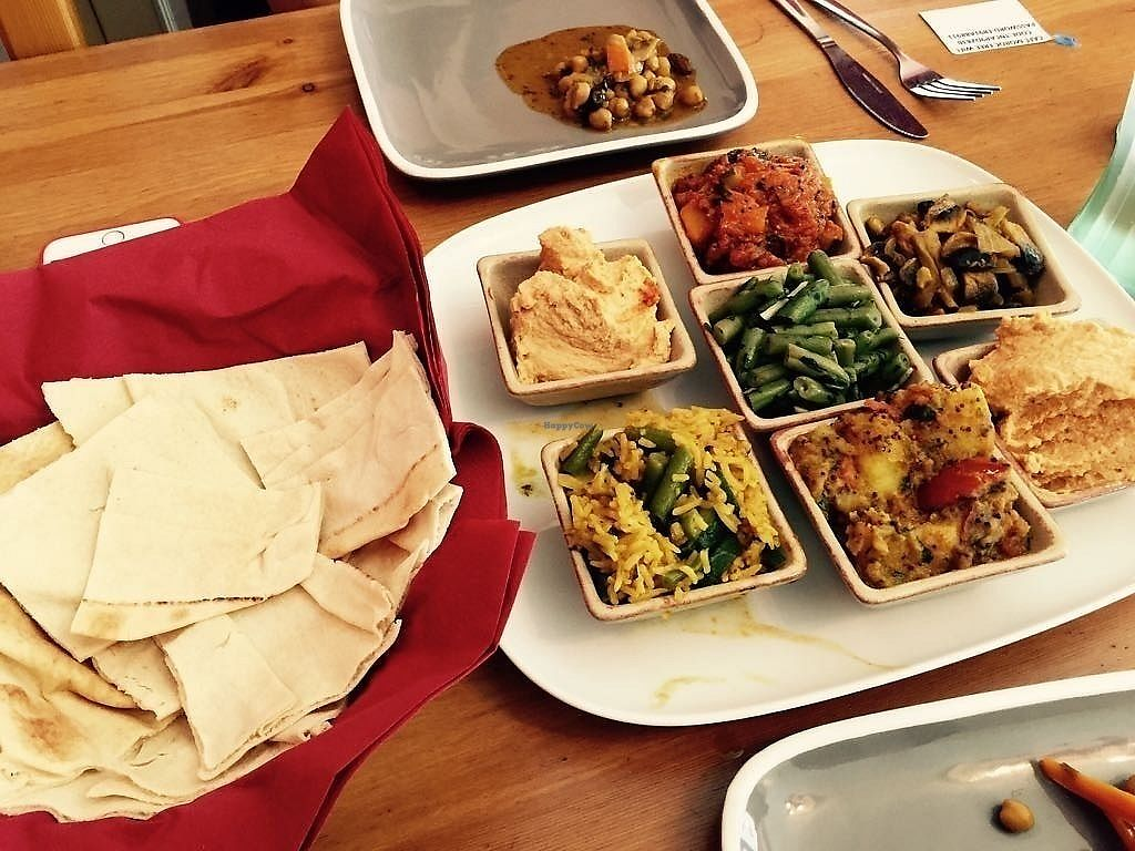 """Photo of CLOSED: Cafe Moroc  by <a href=""""/members/profile/TARAMCDONALD"""">TARAMCDONALD</a> <br/>Mezze selection, delicious and not expensive <br/> August 16, 2017  - <a href='/contact/abuse/image/98688/293214'>Report</a>"""