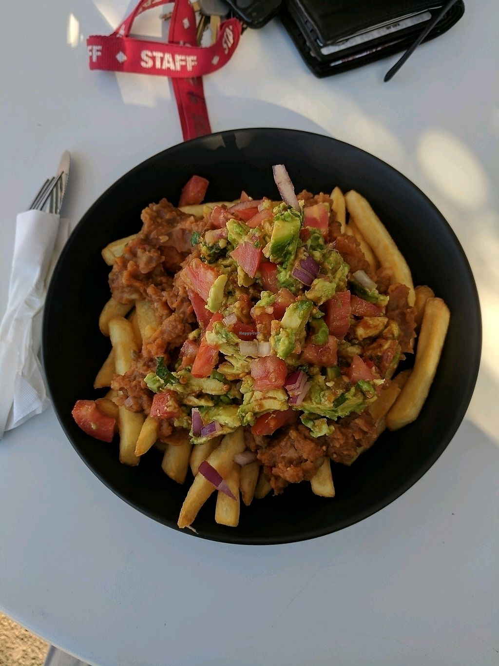 """Photo of Il Pozzo Cafe  by <a href=""""/members/profile/KailanChapman"""">KailanChapman</a> <br/>loaded fries! <br/> August 22, 2017  - <a href='/contact/abuse/image/98736/295438'>Report</a>"""