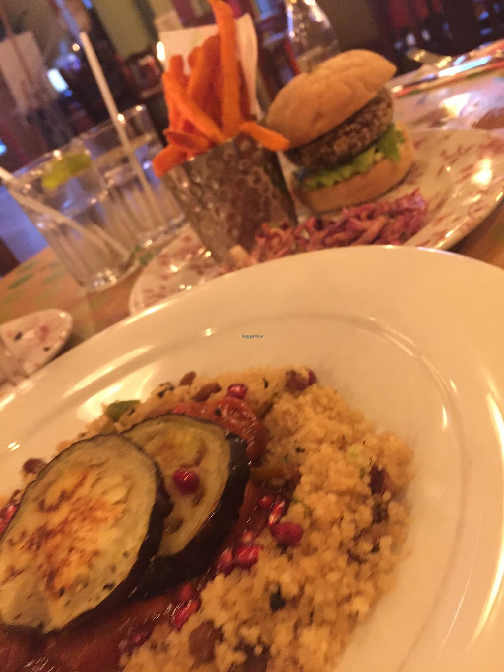 """Photo of The Cosy Club  by <a href=""""/members/profile/butternutsquashie"""">butternutsquashie</a> <br/>Vegan vegan :) <br/> April 9, 2018  - <a href='/contact/abuse/image/98749/383049'>Report</a>"""
