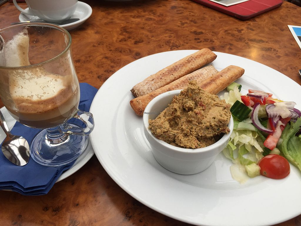 "Photo of Lochinver Larder  by <a href=""/members/profile/GoVeganScotland"">GoVeganScotland</a> <br/>hummus and tomato breads  <br/> August 19, 2017  - <a href='/contact/abuse/image/98751/294529'>Report</a>"