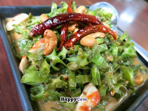 """Photo of Talalask  by <a href=""""/members/profile/Chnanis"""">Chnanis</a> <br/>Thai winged bean salad <br/> October 22, 2013  - <a href='/contact/abuse/image/9875/57092'>Report</a>"""