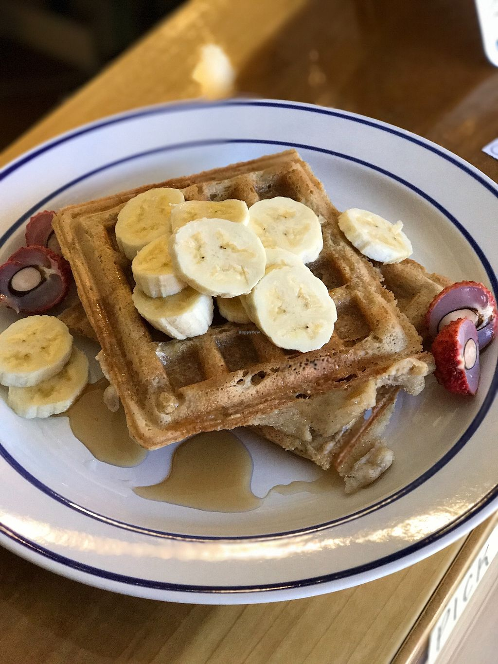 """Photo of New Moon Foods  by <a href=""""/members/profile/newmoonfoods"""">newmoonfoods</a> <br/>Sourdough Ulu Waffles <br/> August 17, 2017  - <a href='/contact/abuse/image/98813/293781'>Report</a>"""