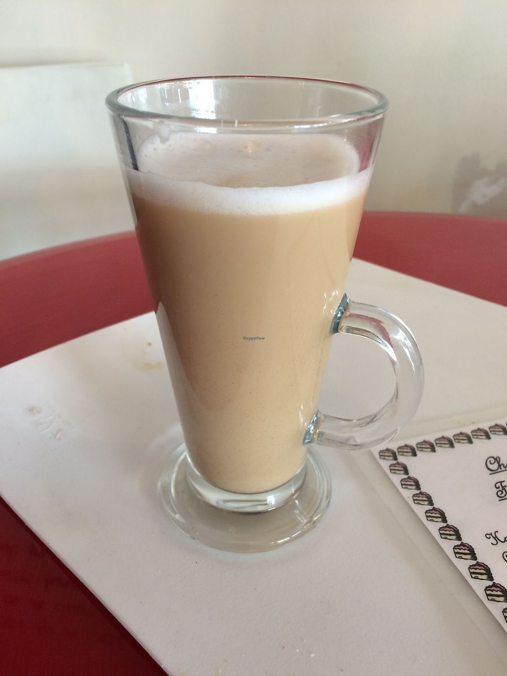 """Photo of Chapter Two Book Shop  by <a href=""""/members/profile/Hoggy"""">Hoggy</a> <br/>Coconut latte <br/> August 23, 2017  - <a href='/contact/abuse/image/98854/296172'>Report</a>"""
