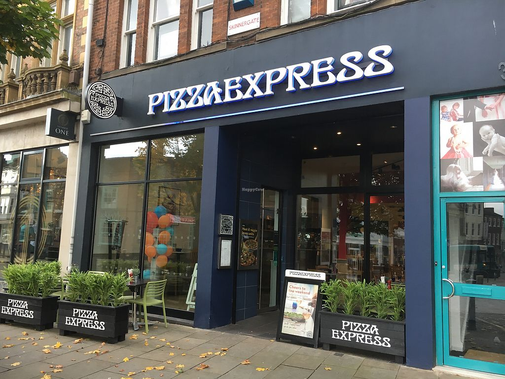 "Photo of Pizza Express  by <a href=""/members/profile/hack_man"">hack_man</a> <br/>Outside  <br/> October 14, 2017  - <a href='/contact/abuse/image/98860/315094'>Report</a>"