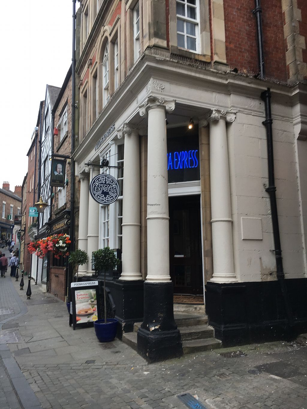 """Photo of Pizza Express  by <a href=""""/members/profile/hack_man"""">hack_man</a> <br/>Outside  <br/> September 3, 2017  - <a href='/contact/abuse/image/98873/300497'>Report</a>"""
