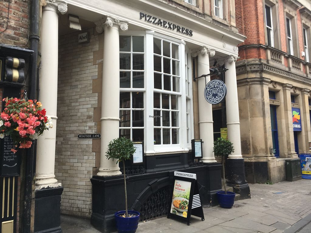 """Photo of Pizza Express  by <a href=""""/members/profile/hack_man"""">hack_man</a> <br/>Outside  <br/> September 3, 2017  - <a href='/contact/abuse/image/98873/300498'>Report</a>"""