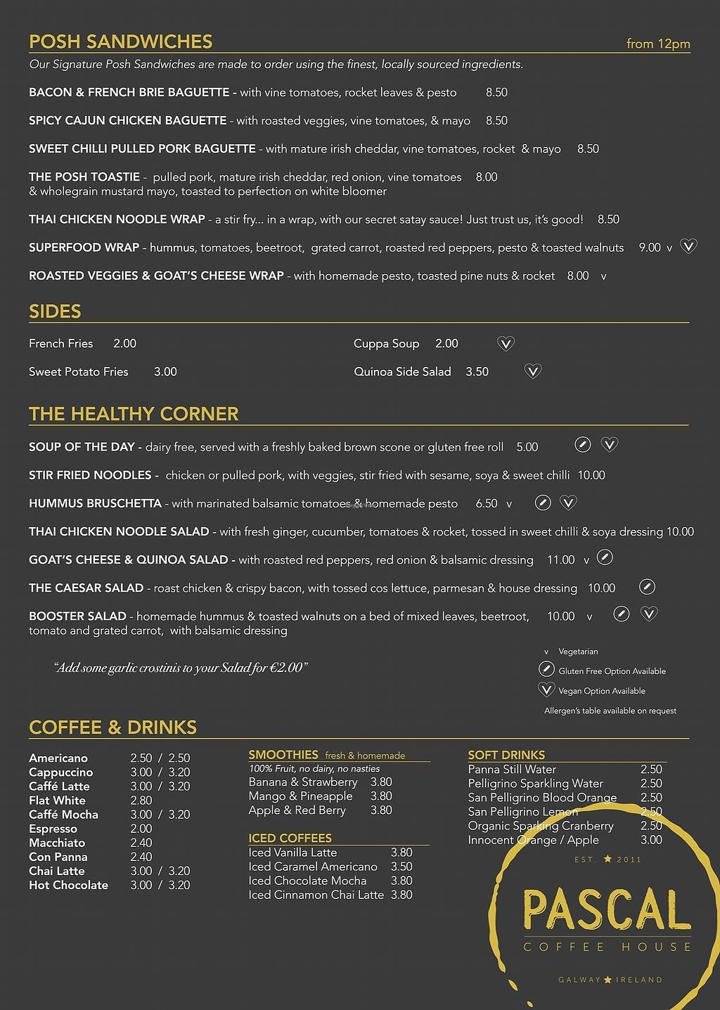 """Photo of Pascal Coffee House - Edward Square  by <a href=""""/members/profile/AvrilTkd"""">AvrilTkd</a> <br/>Menu 2 <br/> August 18, 2017  - <a href='/contact/abuse/image/98900/294087'>Report</a>"""