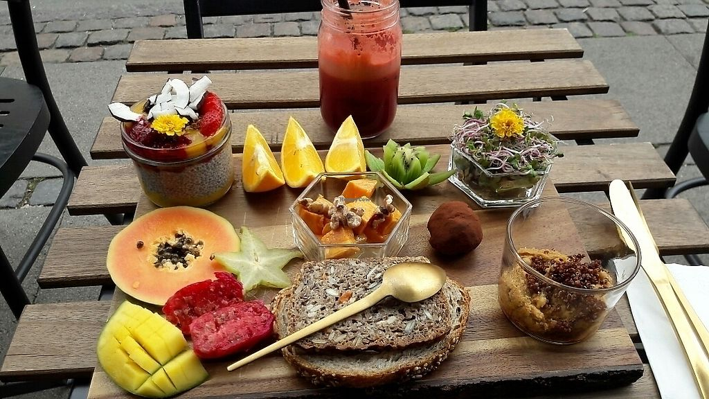 """Photo of Cafe Feel Good  by <a href=""""/members/profile/piffelina"""">piffelina</a> <br/>Vegan brunch <br/> September 2, 2017  - <a href='/contact/abuse/image/98918/300243'>Report</a>"""