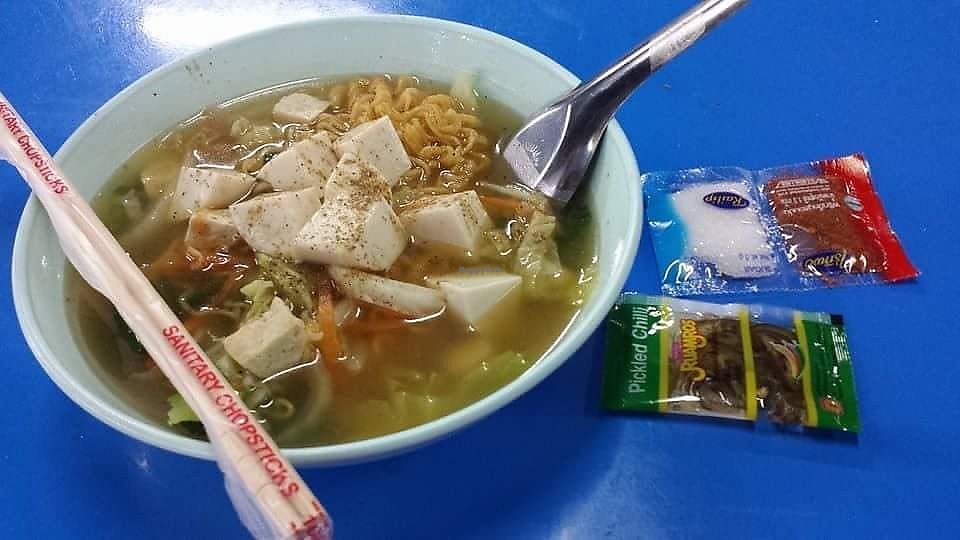 """Photo of Saturday Market Food Stall  by <a href=""""/members/profile/Peiyan"""">Peiyan</a> <br/>They serve instant noodles cooked to order too <br/> August 19, 2017  - <a href='/contact/abuse/image/98923/294140'>Report</a>"""