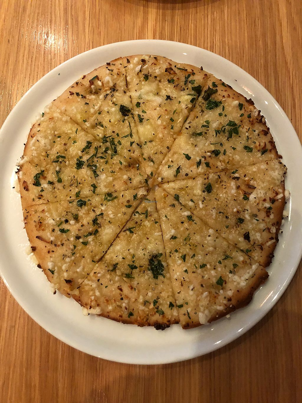 "Photo of Versachi Pizza and Wine Bar  by <a href=""/members/profile/lmd06"">lmd06</a> <br/>Cheesy garlic crust starter  <br/> December 28, 2017  - <a href='/contact/abuse/image/98925/339920'>Report</a>"