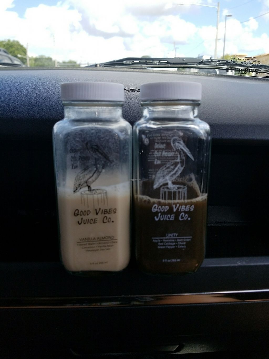 """Photo of Good Vibes Juice  by <a href=""""/members/profile/PixieMel"""">PixieMel</a> <br/>Mylk and juice <br/> August 20, 2017  - <a href='/contact/abuse/image/98958/294554'>Report</a>"""
