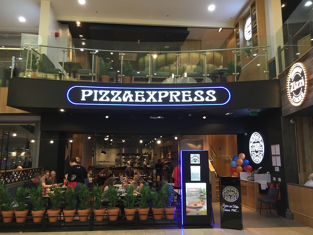 """Photo of Pizza Express  by <a href=""""/members/profile/hack_man"""">hack_man</a> <br/>Outside  <br/> August 24, 2017  - <a href='/contact/abuse/image/98973/296806'>Report</a>"""