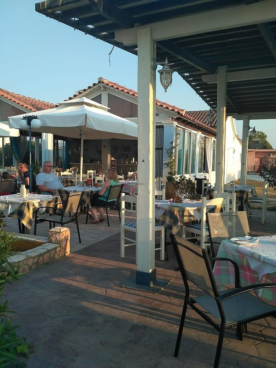 """Photo of Taverna Kavvadias  by <a href=""""/members/profile/aga.mika"""">aga.mika</a> <br/>The outside sitting <br/> September 6, 2017  - <a href='/contact/abuse/image/99021/301435'>Report</a>"""