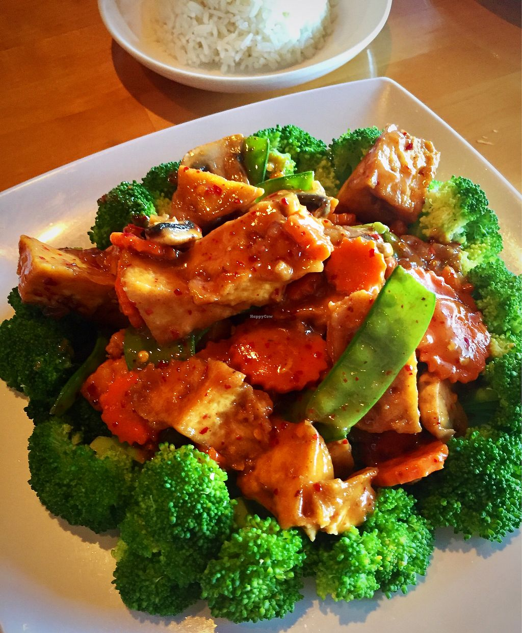 "Photo of Chon Thai Food  by <a href=""/members/profile/Squirrellypup"">Squirrellypup</a> <br/>Chon Thai Rama with Tofu <br/> August 24, 2017  - <a href='/contact/abuse/image/99048/296858'>Report</a>"