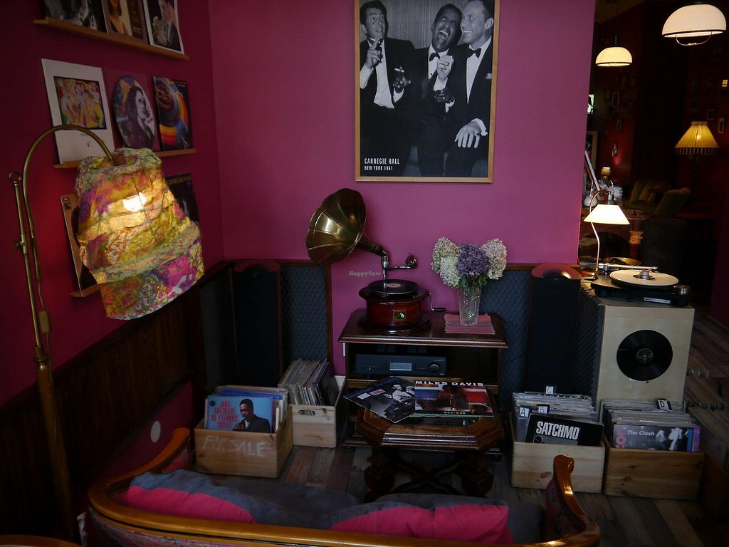 """Photo of Vinyl Cafe  by <a href=""""/members/profile/matterandrew"""">matterandrew</a> <br/>Photo courtesy of Vinyl Cafe's Facebook page <br/> September 23, 2017  - <a href='/contact/abuse/image/99120/307577'>Report</a>"""