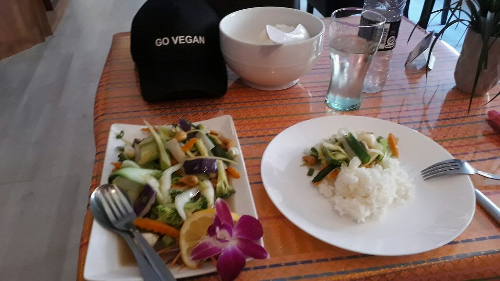 """Photo of Restaurant Ronni  by <a href=""""/members/profile/mikmor"""">mikmor</a> <br/>Yummy vegan food <br/> May 23, 2018  - <a href='/contact/abuse/image/99129/403914'>Report</a>"""