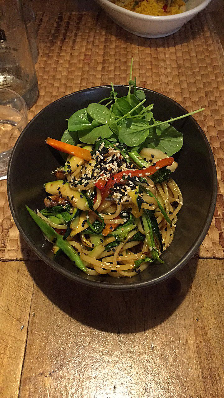 """Photo of Duke Restaurant  by <a href=""""/members/profile/anabelucha"""">anabelucha</a> <br/>veggie wok <br/> August 23, 2017  - <a href='/contact/abuse/image/99192/296187'>Report</a>"""