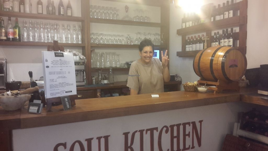 """Photo of Soul Kitchen  by <a href=""""/members/profile/LaurenceFWI"""">LaurenceFWI</a> <br/>Very nice staff <br/> August 30, 2017  - <a href='/contact/abuse/image/99221/299224'>Report</a>"""