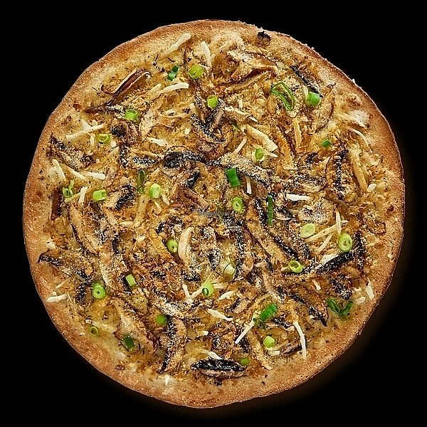 "Photo of Crust Gourmet Pizza Bar  by <a href=""/members/profile/verbosity"">verbosity</a> <br/>Herb Crusted Al Funghi <br/> April 18, 2018  - <a href='/contact/abuse/image/99253/387570'>Report</a>"