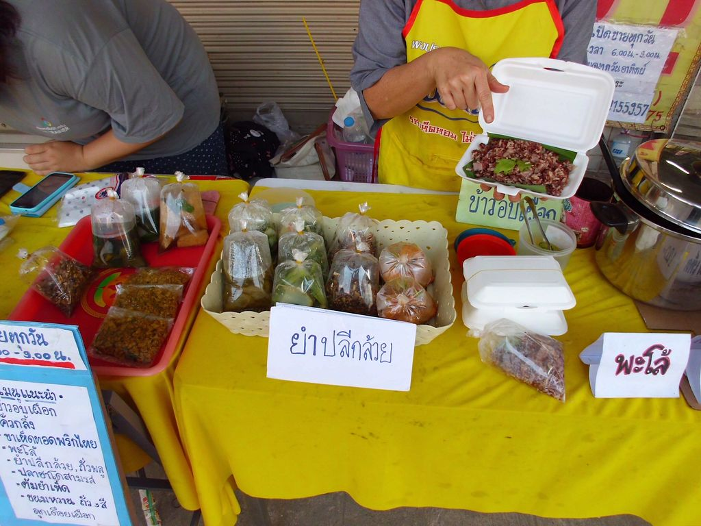 """Photo of Vegan Food Stall  by <a href=""""/members/profile/Maros"""">Maros</a> <br/>A food offer <br/> August 25, 2017  - <a href='/contact/abuse/image/99275/297093'>Report</a>"""