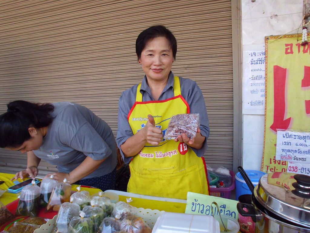 """Photo of Vegan Food Stall  by <a href=""""/members/profile/Maros"""">Maros</a> <br/>The owner <br/> August 25, 2017  - <a href='/contact/abuse/image/99275/297100'>Report</a>"""