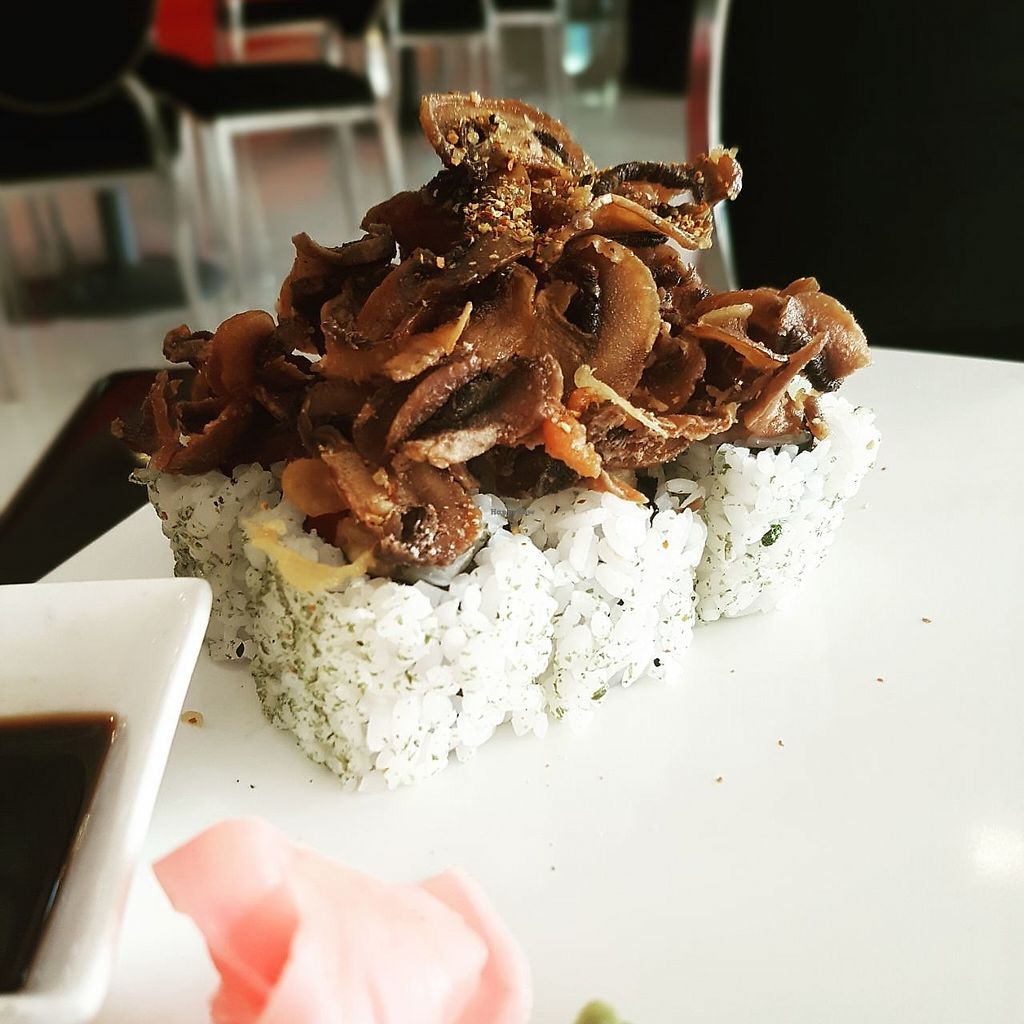 """Photo of The Hub 7  by <a href=""""/members/profile/AnumMazhar"""">AnumMazhar</a> <br/>Mario roll sushi <br/> August 23, 2017  - <a href='/contact/abuse/image/99303/296168'>Report</a>"""