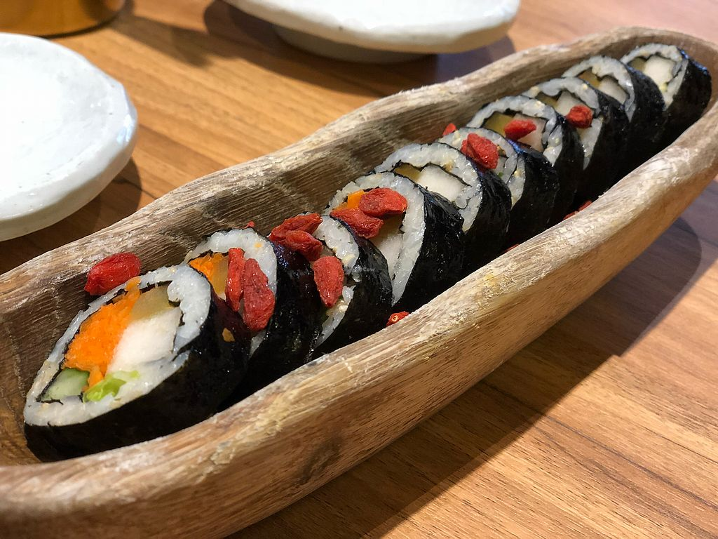 "Photo of The Joomak  by <a href=""/members/profile/EmmaJ"">EmmaJ</a> <br/>Kimbap  <br/> April 18, 2018  - <a href='/contact/abuse/image/99307/387651'>Report</a>"